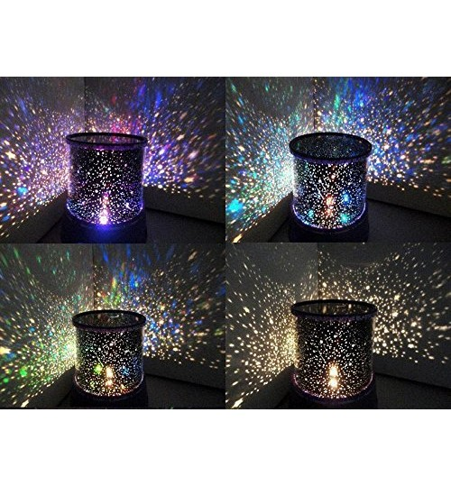 Star Master LED Color Changing Star Projector