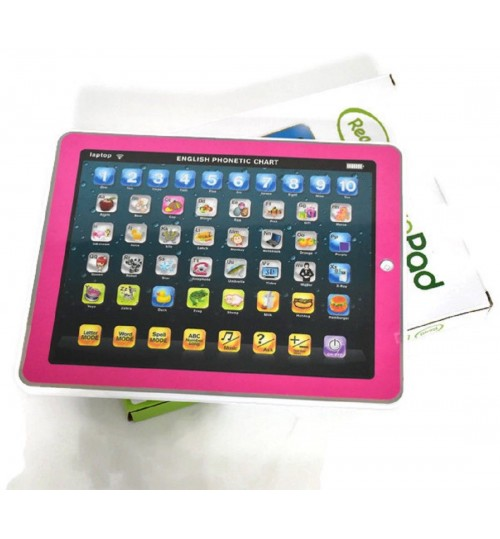 LearnPad Interactive Learning Toy