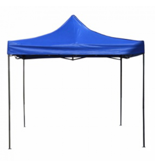 American Phoenix 10x10 Portable Event Canopy Tent, Canopy Tent, Party Tent Gazebo Canopy Commercial Fair Shelter Car Shelter Wedding Party Easy Pop Up (Blue)